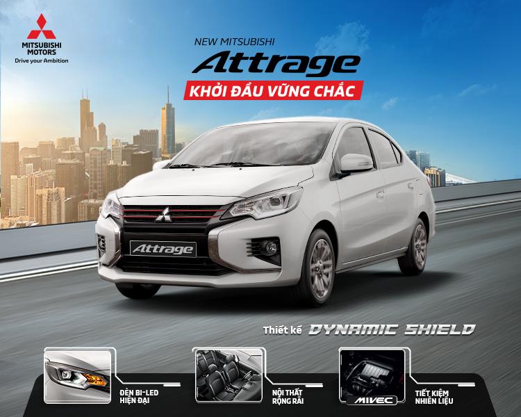 Mitsubishi Attrage và Kia Soluto – cuộc chiến xe hạng B giá rẻ ở VN