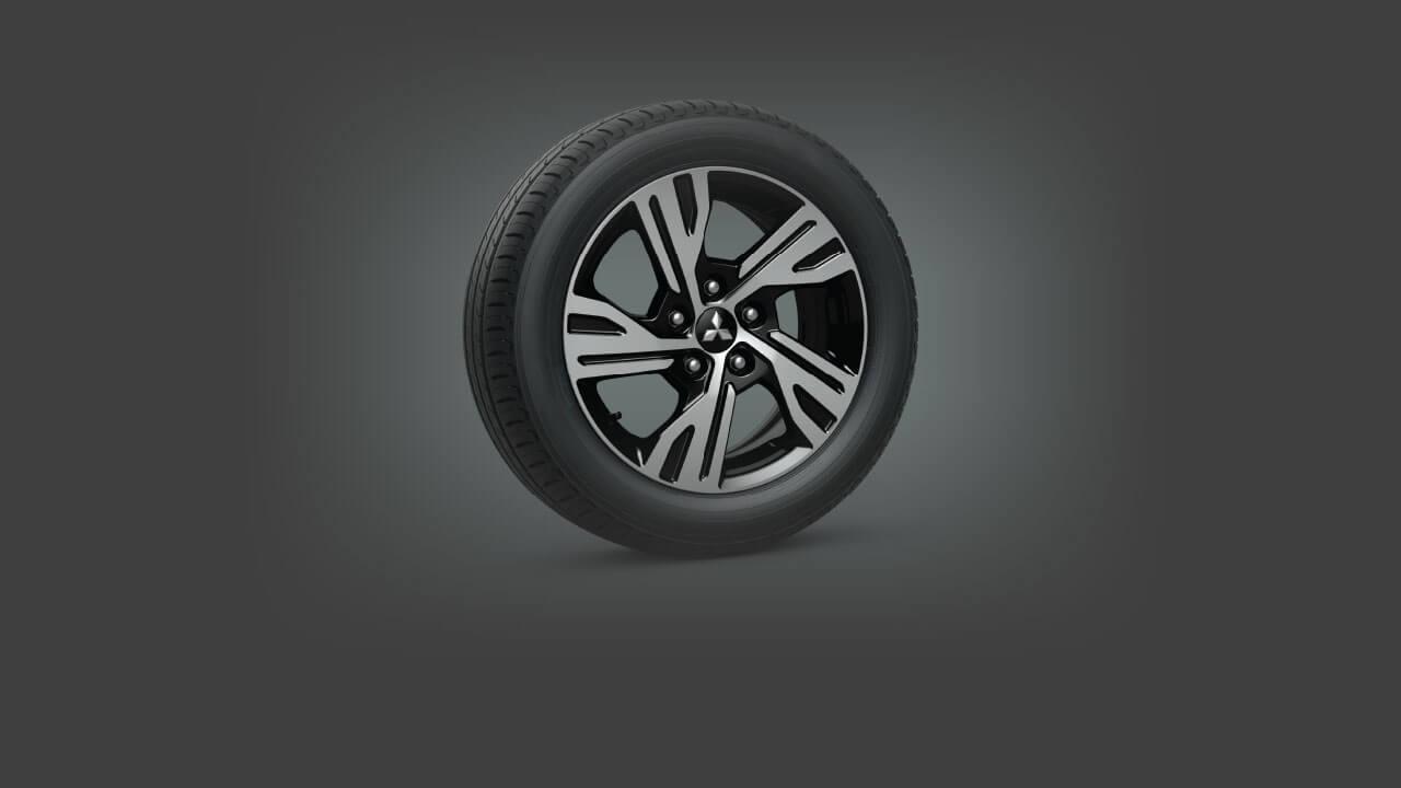 Mâm bánh xe 16 inch thiết kế mới