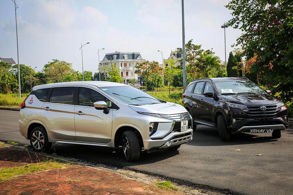 [Mitsubishi Hà Tĩnh] So sánh Mitsubishi Xpander và Toyota Rush – Ai mới thực sự là Ông vua phân khúc ?