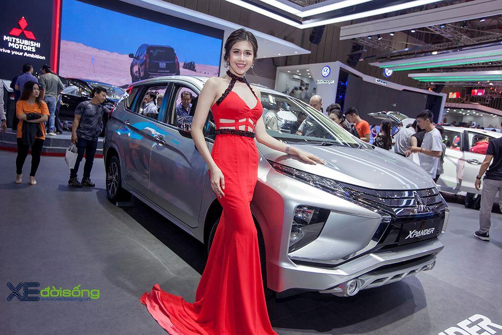 """Mitsubishi Xpander chính thức xô đổ """"Tượng đài"""" Vios trên mặt trận doanh số – Kỷ lục mới của làng xe Việt"""