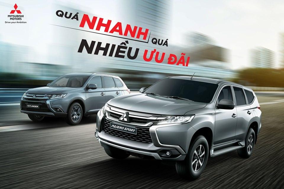 Bảng giá xe Mitsubishi tháng 01/2020 tại Mitsubishi Hà Tĩnh