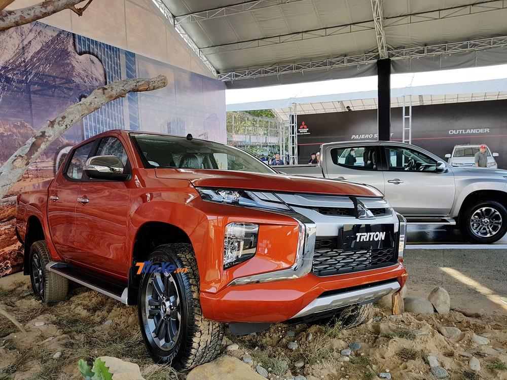 Giá xe Mitsubishi Triton 2019 tại Hà Tĩnh cập nhật mới nhất tháng 10/2019