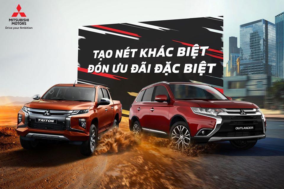 Bảng giá xe Mitsubishi tháng 12/2019 tại Hà Tĩnh