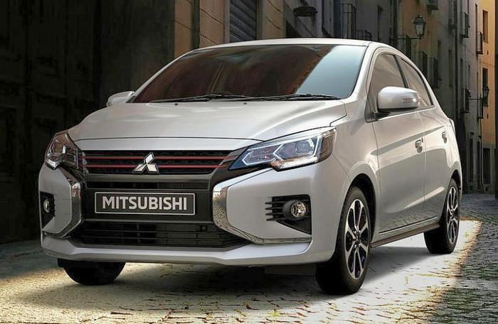 Mitsubishi Attrage 2020 ra mắt tại Thái Lan – chờ ngày về Việt Nam