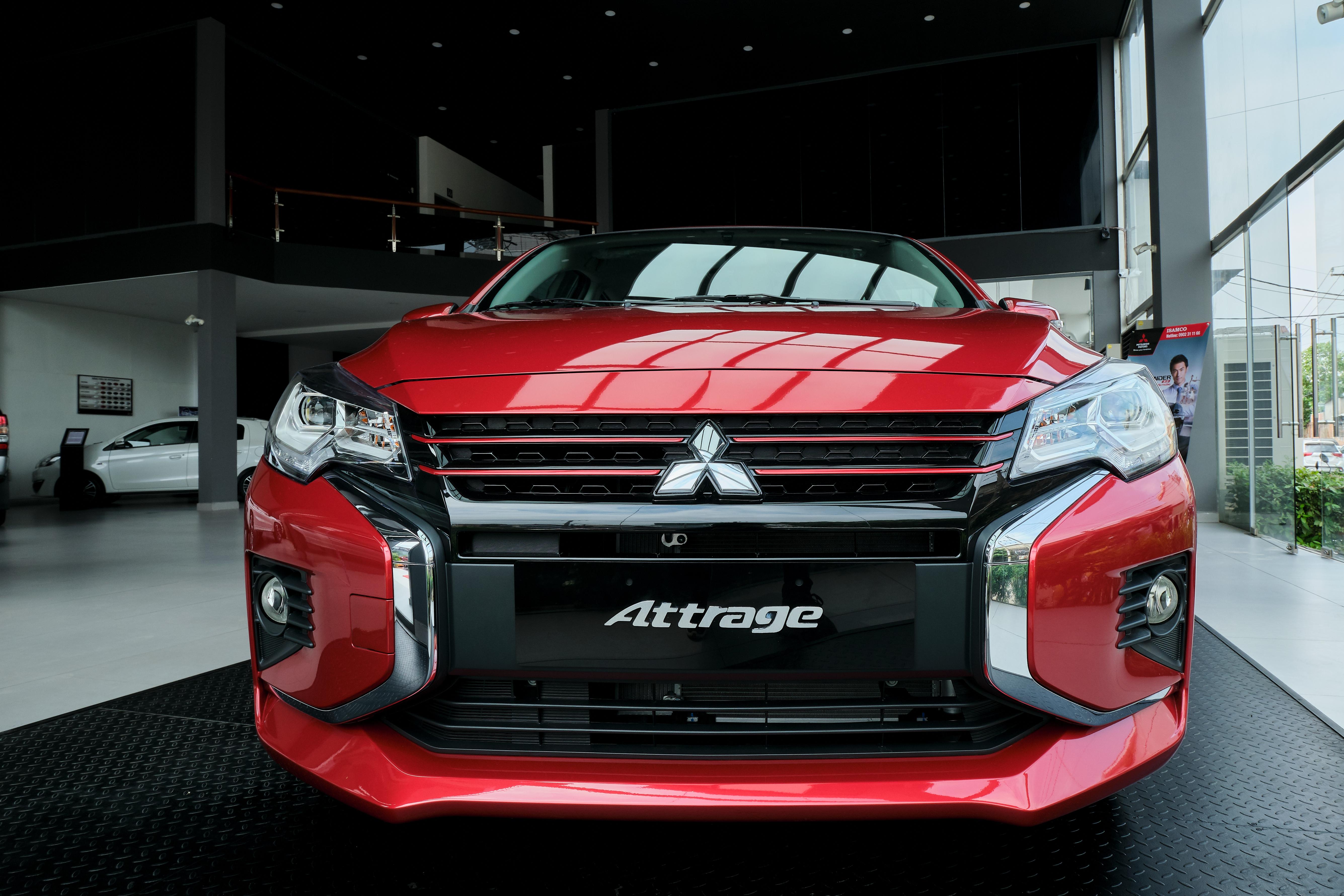ATTRAGE 2020 ra mắt – Thiết kế hiện đại, chất lượng Nhật Bản, giá tốt nhất phân khúc