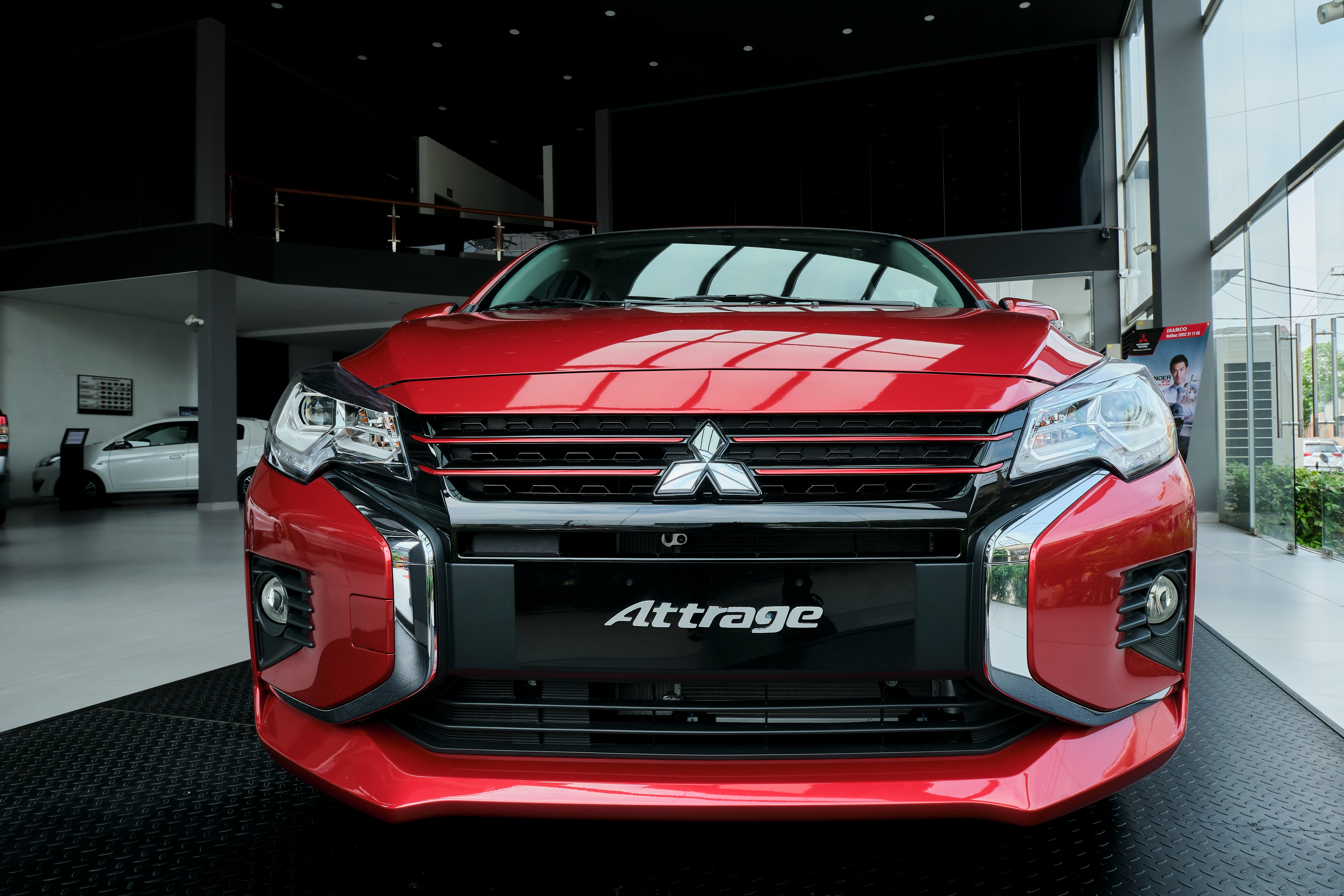 Giá xe Mitsubishi Attrage 2020 tháng 06/2020: Tặng bảo hiểm vật chất trị giá 7 triệu đồng